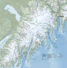 National Harbor Map Kenai Fjords Maps Npmaps Com Just Free Maps Period