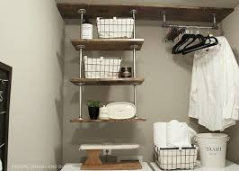 Laundry Room Storage Shelves Laundry Storage For Laundry Room In Conjunction With Floating
