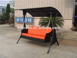 Swinging Outdoor Chair Aluminum Porch Swing Aluminum Porch Swing Suppliers And