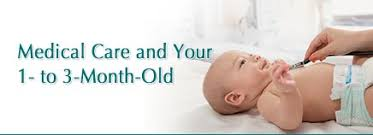 care and your 1 to 3 month