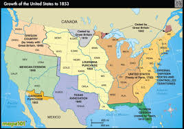 mexico map 1800 expansion map thinglink