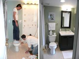 Before After Bathroom Makeovers - beautiful cottage style bathroom makeover for alluring remodel