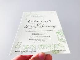 wedding invitations toronto and aaron s classical toronto wedding invitations