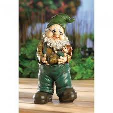 Gnome Garden Decor Grandpa Garden Gnome Garden Décor Smart Living Company