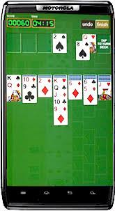 free solitaire for android gamecolony free solitaire app for android phones and android tablets
