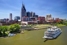 Nashville On Map Nashville Duke Realty