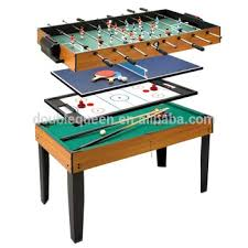 4 in 1 pool table 4 in 1 multi game table for soccer table pool table ping pong