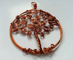 wire jewelry necklace images 70 wire jewelry making tutorials diy for life jpg