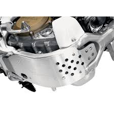 works connection mx skid plate for rm85 04 15 solomotoparts com