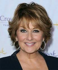 is a wedge haircut still fashionable in 2015 dorothy hamill still suffers side effects of breast cancer