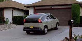 pontiac aztek breaking bad u0027 props auction hopes to pull in 2 million huffpost