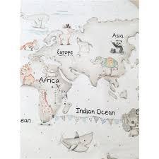 world map rug vinilos y complementos infantiles