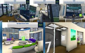 geomedia career center virtual reality case study