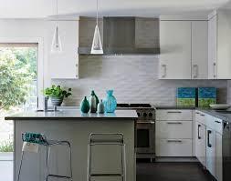 glass tile backsplash ideas for white kitchen u2014 indoor outdoor
