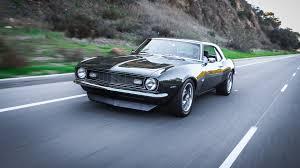 copo camaro stats tim allen s 1968 camaro 427 copo leno s garage
