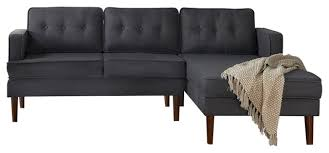 Sectional Sofa Grey Danbury Sectional Sofa Gray Midcentury Sectional Sofas By
