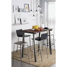 Cb2 Bar Stools 4 Cb2 Flint Steel Bar Stools 30