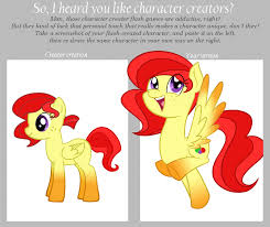 pony creator meme sugar syrup by atomic kitten10 on deviantart