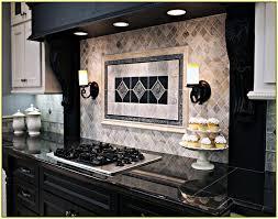 Travertine Mosaic Tile Backsplash Home Design Ideas - Travertine mosaic tile backsplash