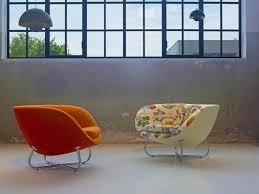 Upholstered Armchair Cozy Fabric Upholstered Armchair Yasmin From Erik Jorgensen