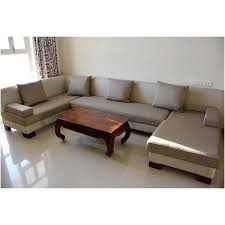 Retro Sectional Sofas Retro Hardwood Fabric 3 Pc Sectional Sofas Coffee Table