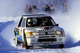 peugeot 205 rally ari vatanen u0027s greatest hits
