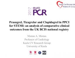 Keele University Login Prasugrel Ticagrelor And Clopidogrel In Ppci For Stemi An
