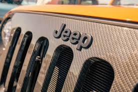 jeep black emblem matte black jeep emblem