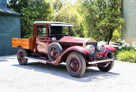 land rover pickup truck 1926 rolls royce silver ghost pickup truck