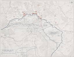 World At War Map Names by First World War Com Battlefield Maps Western Front