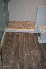 river rock floor tile bathroom modern with bathroom floor bathroom