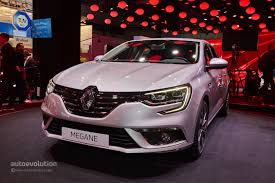 renault megane renault megane tce 165 launched with 1 6 liter turbo autoevolution