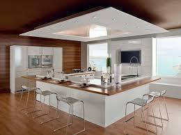 modele cuisine avec ilot bar ikea deco cuisine cinq with ikea deco cuisine top