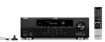 best 7 1 home theater amazon com yamaha rx v665bl 630 watt 7 channel home theater