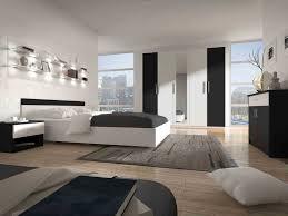 chambre noir et blanc design deco chambre noir et blanc images avec enchanteur deco chambre noir