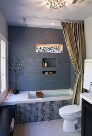 gray blue bathroom ideas 8 idées de rideaux de pour tous les goûts tubs bath and