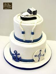 nautical cake toppers navy cake toppers blue wedding cakes ideas best themed