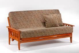 awesome mattress futon outlet 4487 wooden futon frame 4485mb black