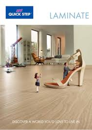 Quick Step Laminate Floors Quickstep Laminate Brochure