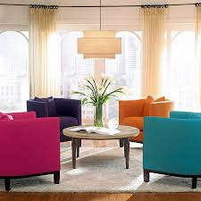 colorful interiors colorful chairs for living room u2013 living room design inspirations