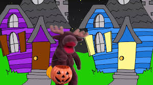trick or treating halloween song for kids youtube