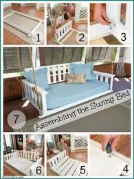 the 25 best porch swing beds ideas on pinterest porch bed