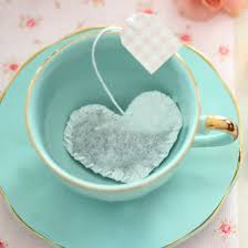 heart shaped tea bags diy heart shaped tea craftbnb