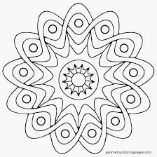 nice free mandala coloring pages easy mandala coloring page