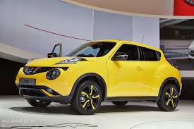 nissan juke yellow spoiler new nissan juke uk pricing announced it u0027s not cheap autoevolution