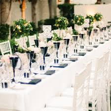 black and white wedding sophisticated black and white wedding reception ideas topiary