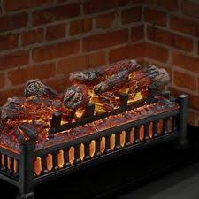 Artificial Logs For Fireplace by Faux Fireplace Logs Ebay