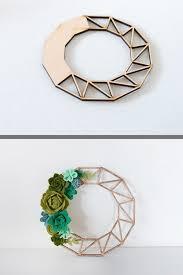 wreath forms wood himmeli wreath forms you flohra design