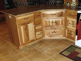 custom hickory maple u0026 european beech kitchen cabinets