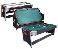 3 in one pool table air hocky and pool all in one whoop still can compete in air